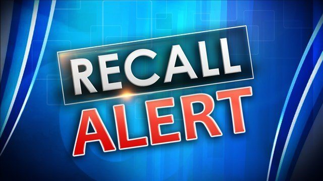 Nearly 28 tons of chicken are being recalled.