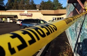 A man who stabbed a grocery store employee in Estacada is believed to be connected to the death of a woman in Colton, May 14, 2017. (KOIN)