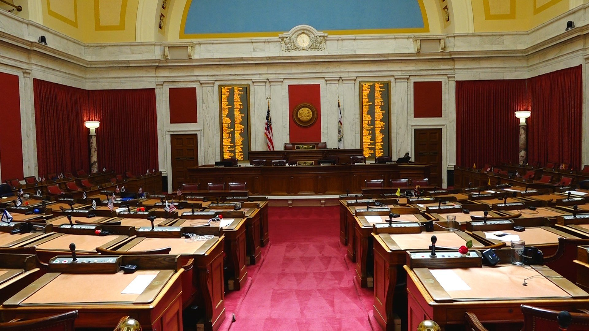 © WV House & Senate Return Monday to discuss budget