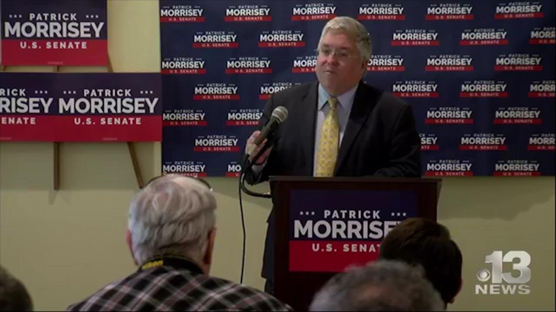 WV Attorney General Patrick Morrisey is running for U.S. Senate