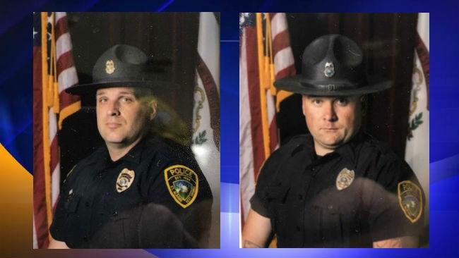 Lt. Bass (Left) and Patrolman Cooper (Right)