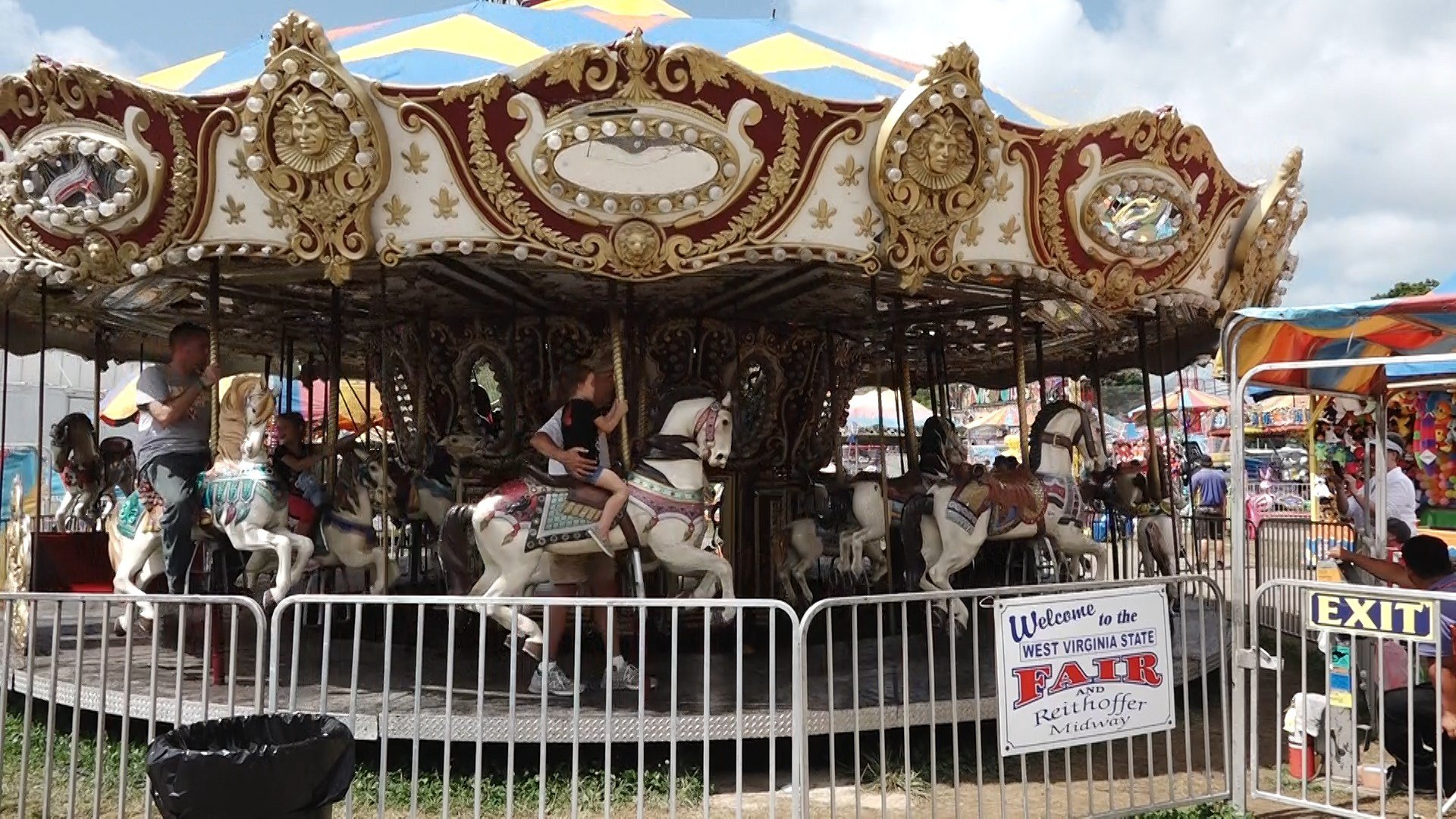 """Inside West Virginia Politics"" travels to State Fair"