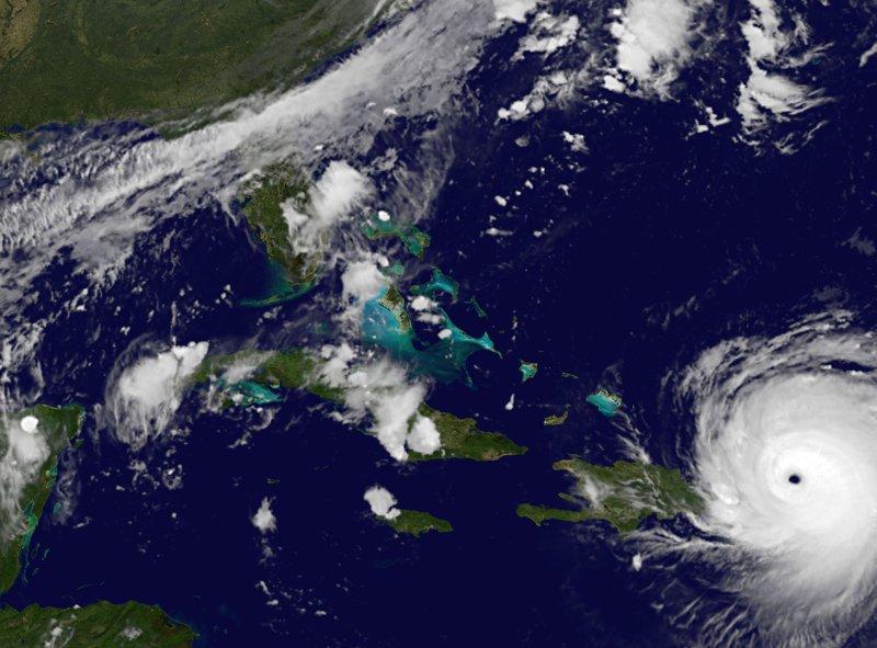 NASA/NOAA GOES Project via AP