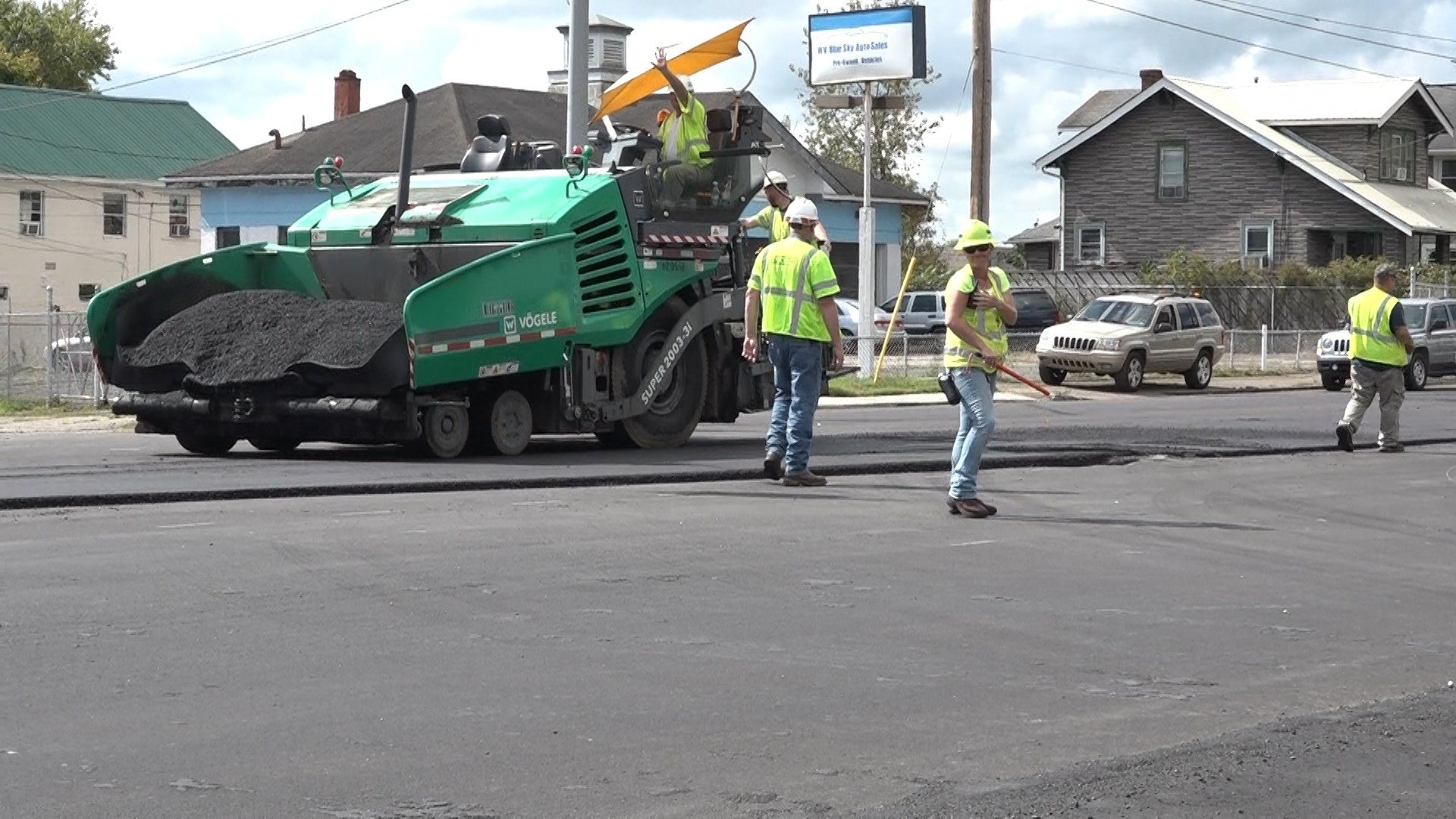 Special Session will focus on road bond work hiring.