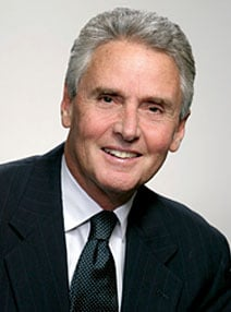Gaston Caperton -- Source: The College Board