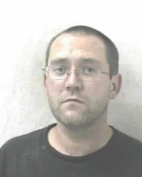 Greg Justice -- Source: West Virginia Regional Jail Authority