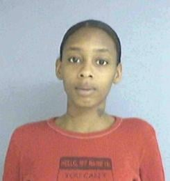 Jaleesha Mitchell -- Source: South Charleston Police Department
