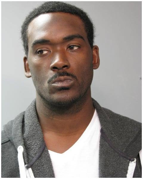 Ronald Edward Tinsley -- Source: Charleston Police Department
