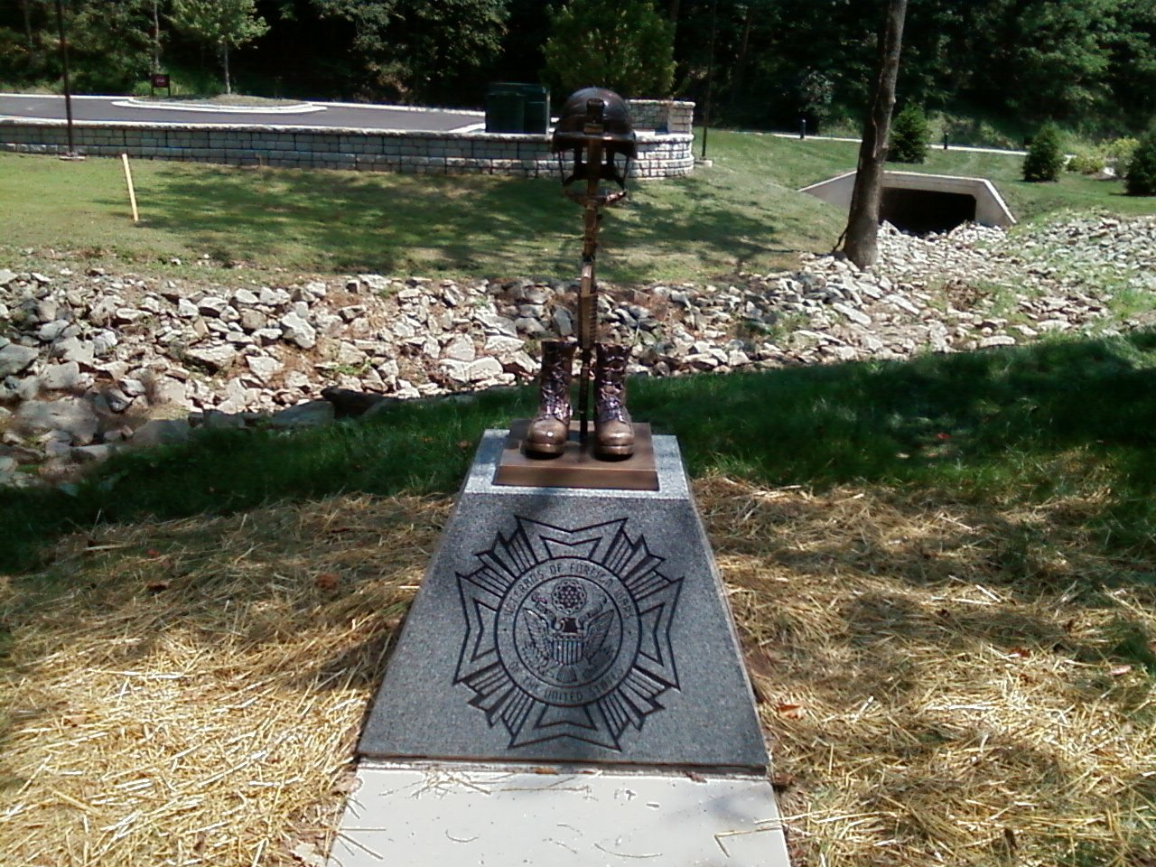 VFW Monument, (WVDVA)