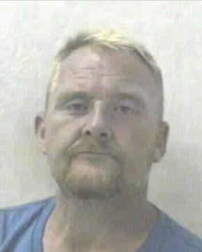 Steven Huffman -- Source: West Virginia Regional Jail Authority