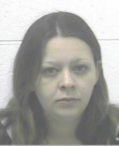 Tamara Garrison -- Source: West Virginia Regional Jail Authority