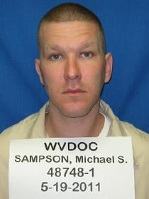 Michael S. Sampson -- Source: West Virginia Department of Corrections