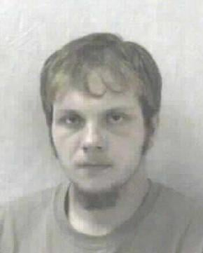 Shane Ray McCaffrey - Photo/West Virginia Regional Jail Authority