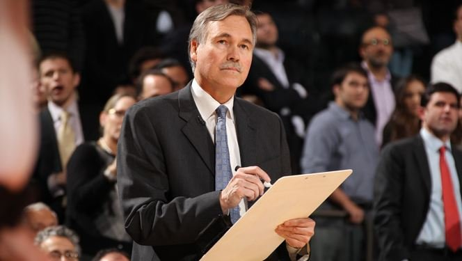 Mike D'Antoni (Courtesy: NBA)