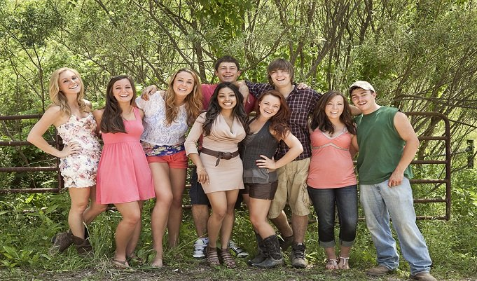 Buckwild Cast (Courtesy Photo)