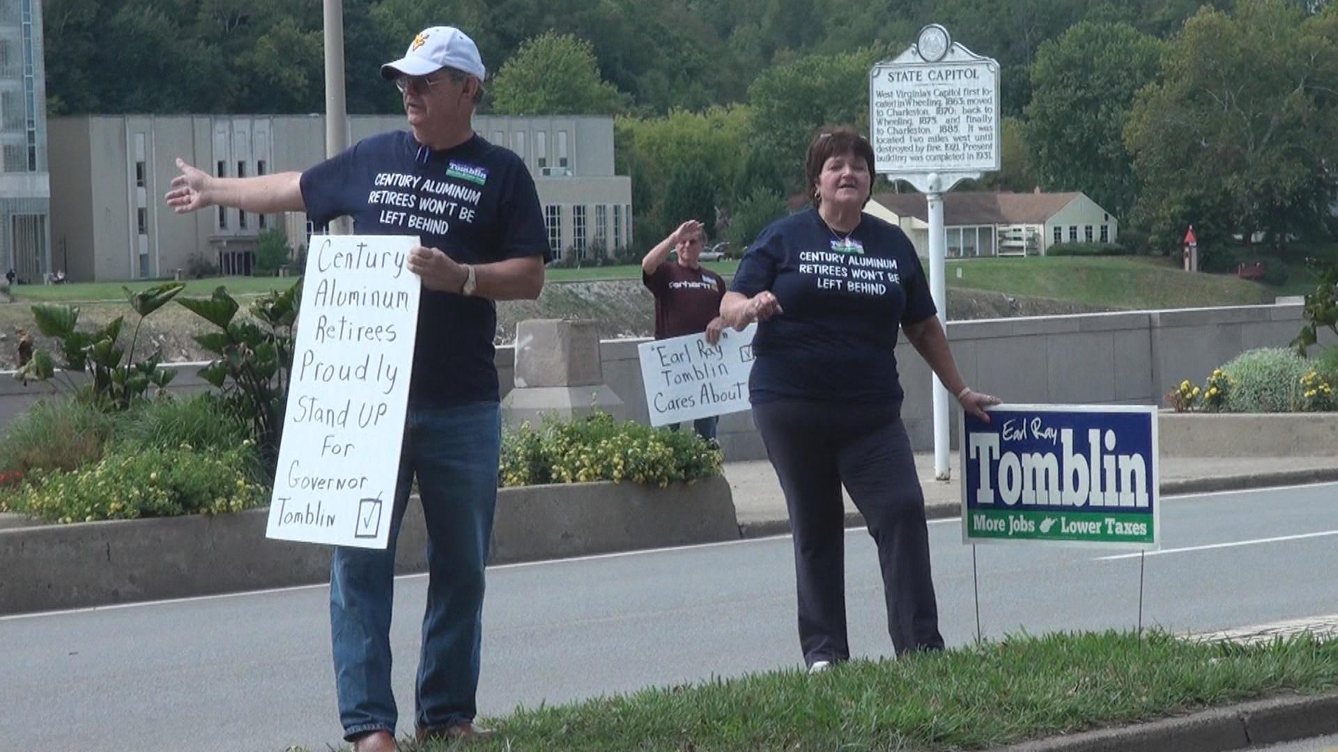 September 2012 rally