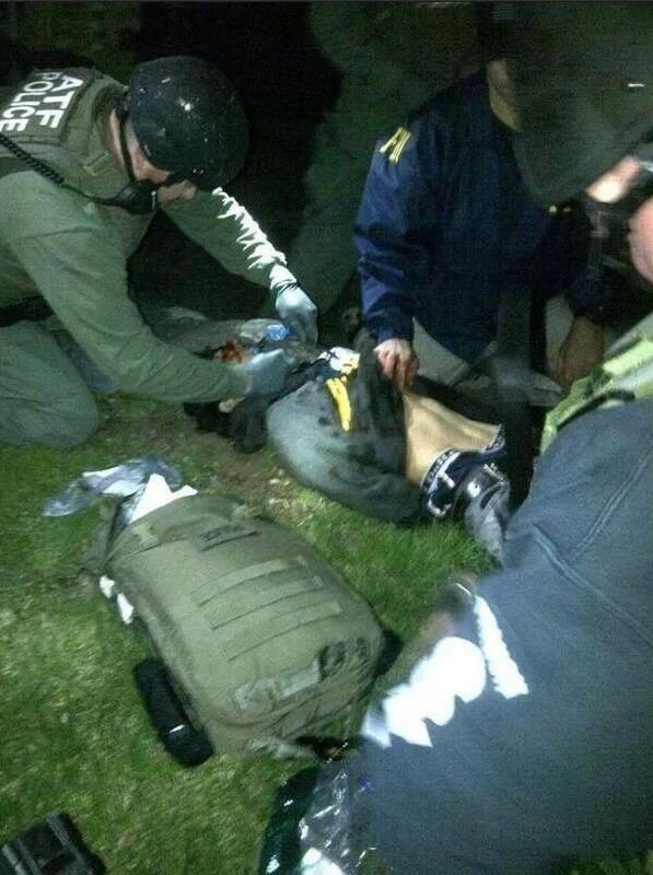 FIRST PIC of the alleged capture! Dzhokhar A. Tsarnaev, 19.   Hat tip to Pete Sheppard @ 1510 NBC Sports Radio in Boston