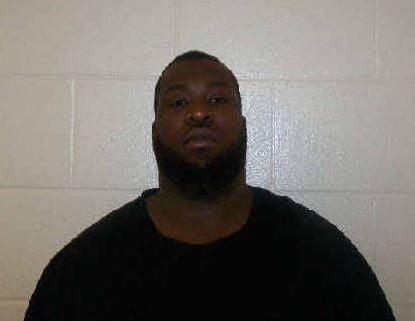 Anthony E. Jones, Photo Courtesy: Scioto County Jail