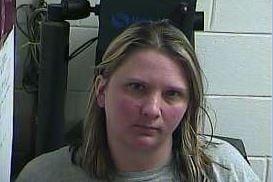 Samantha Baldridge, Photo Courtesy: Big Sandy Regional Detention Center