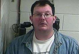 Billy J. Helton, Photo Courtesy: Big Sandy Regional Detention Center