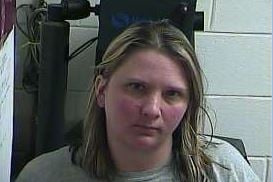 Samantha Baldridge, Photo Courtesy: Big Sandy Regional Detention Center