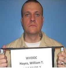 WV DOC: William Hayes