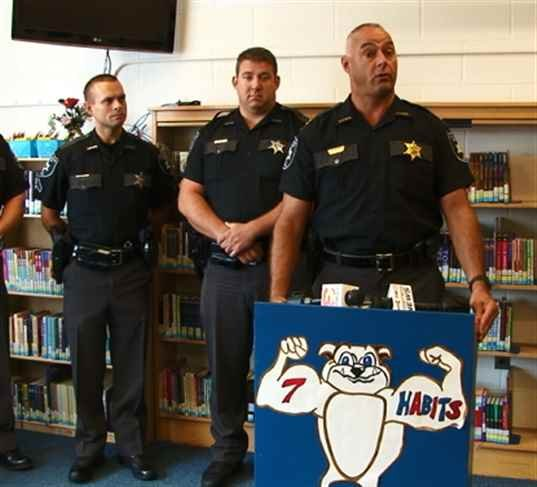 The Kanawha County Sheriff's Office introduces the School Safety Program