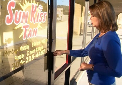 Sun Kiss Tan closed its doors in August of this year.