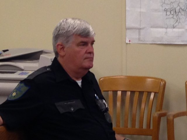 Clay Co. commissioners voted to make Garrett Samples the next sheriff.