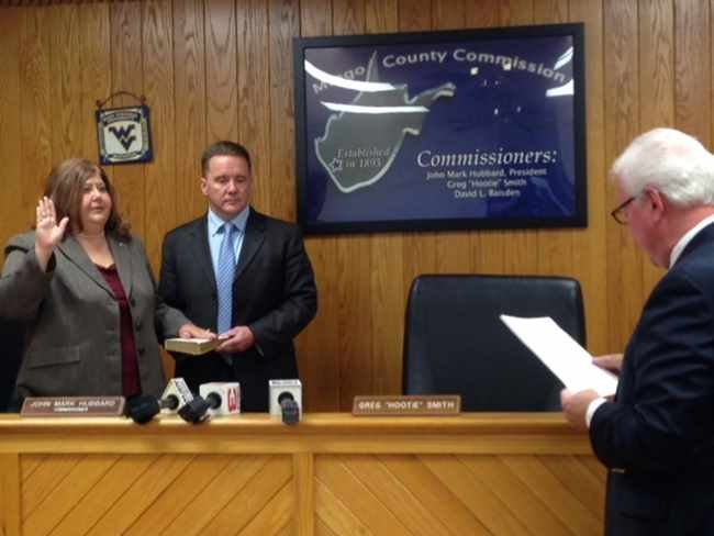 The Mingo Co. Commission appointed Teresa Maynard as temporary prosecutor.