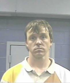 Steven Joseph White was arrested for operation of a clandestine meth lab in Dunbar, WV.