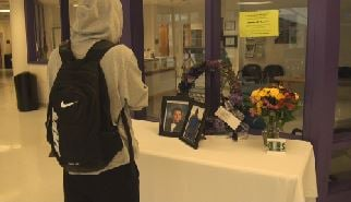 Riverside students grieve the loss of two classmates after a deadly accident Saturday night.