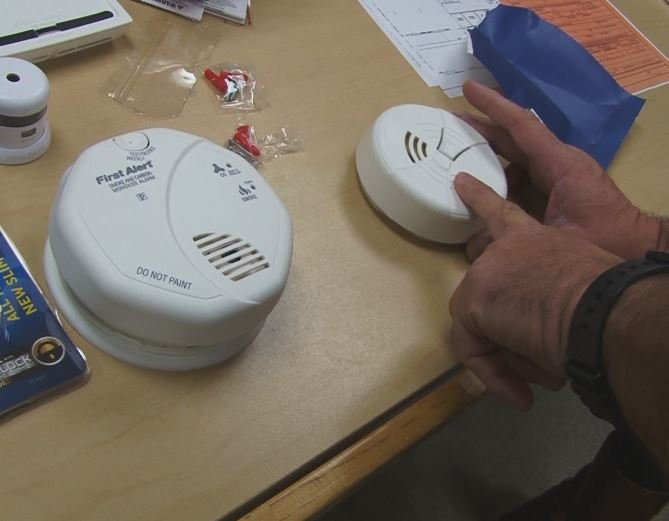 Smoke alarms range in price from $5-$30