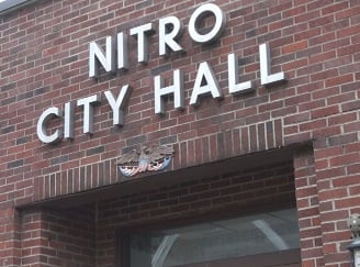 Nitro city hall.