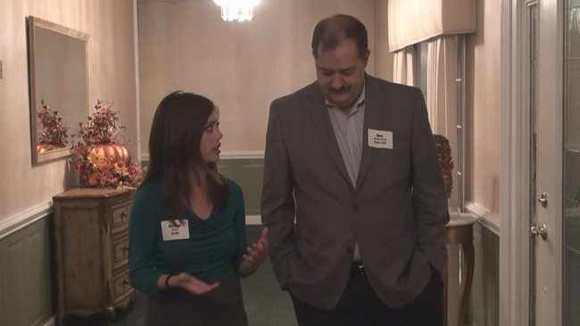 Former Massey Energy CEO Don Blankenship denies business tie to a former Mingo Co. judge.