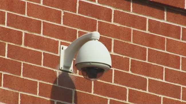A parent raised concerns about the several defunct cameras at Capital High School in Charleston.