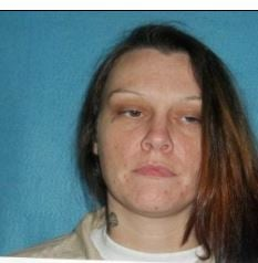 Sandra Williams, inmate who escaped from the work release center in Huntington, WV