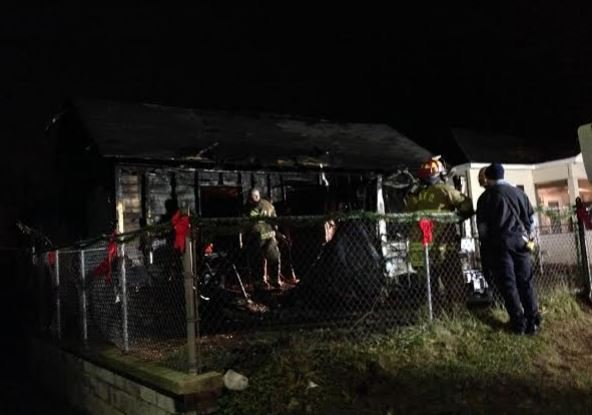A mother and her children lost almost everything they own after an early morning house fire in Saint Albans, WV.