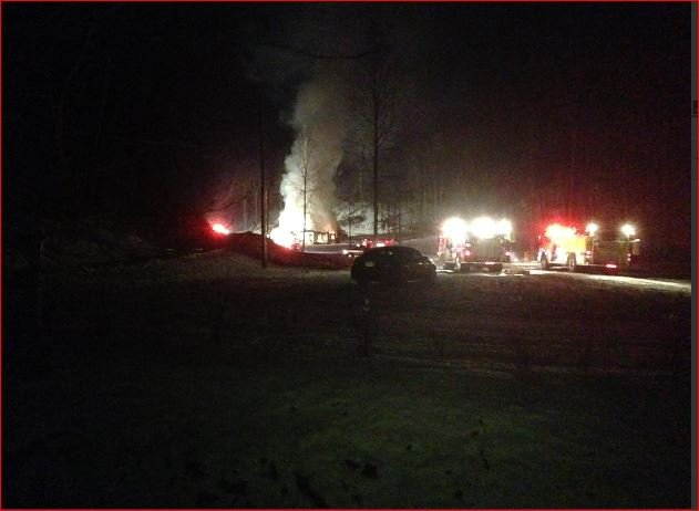 Several agencies responded to a house fire in Wayne County, WV