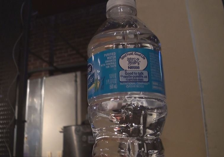 Many people still choose to drink bottled water following a chemical spill into the Elk River on January 9.