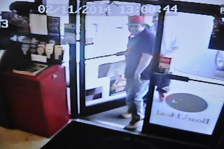 Police are looking for two suspects after a robbery was reported at the M&M Mart in Kanawha City.
