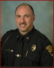 Chief Skip Holbrook of the Huntington Police Department