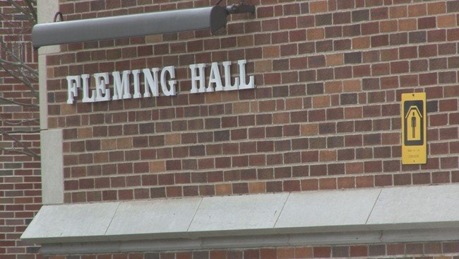 West Virginia State University's Fleming Hall