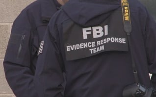 Federal agents seized equipment belonging to Diversified Services on Thursday.
