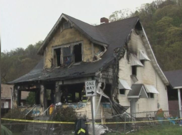 The 2012 fire killed nine people, including seven children.