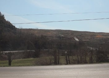 DSI Landfill in Hurricane, WV