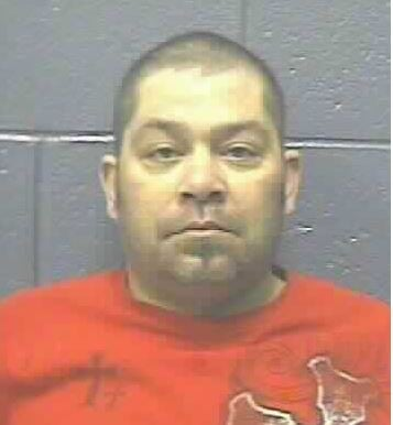Jeffrey Hall, 39, was a Kanawha County, WV inmate who was found dead in his cell Friday, March 28.