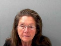 Barbara Fulton was arrested on third-offense prostitution in Huntington, WV.