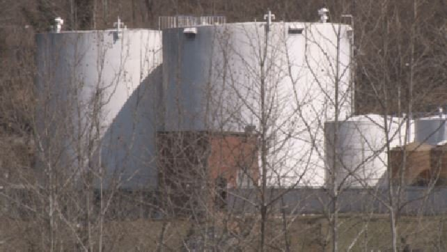 Above ground storage tanks will be regulated in a different way according to WV DEP.
