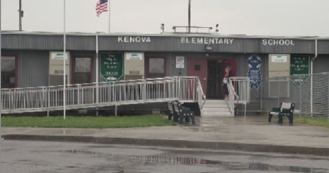 Schools across the state, like this one in Kenova, WV, are receiving money from the state.